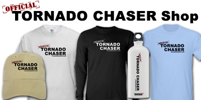 Official Tornado Chaser Shop