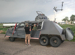 Tornado Intercept Vehicle (TIV)